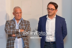 Massimo Patiti, Antonio Bartoccini