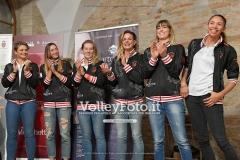 Jessica PUCHACZEWSKI [1], Fiamma MAZZINI [2], Rachele MANCINELLI [3], Emanuela FIORE [4], Silvia LOTTI [5], e Lorena Alexandra GARCIA ZULETA [6]