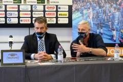 Gino SIRCI, Stefano RECINE