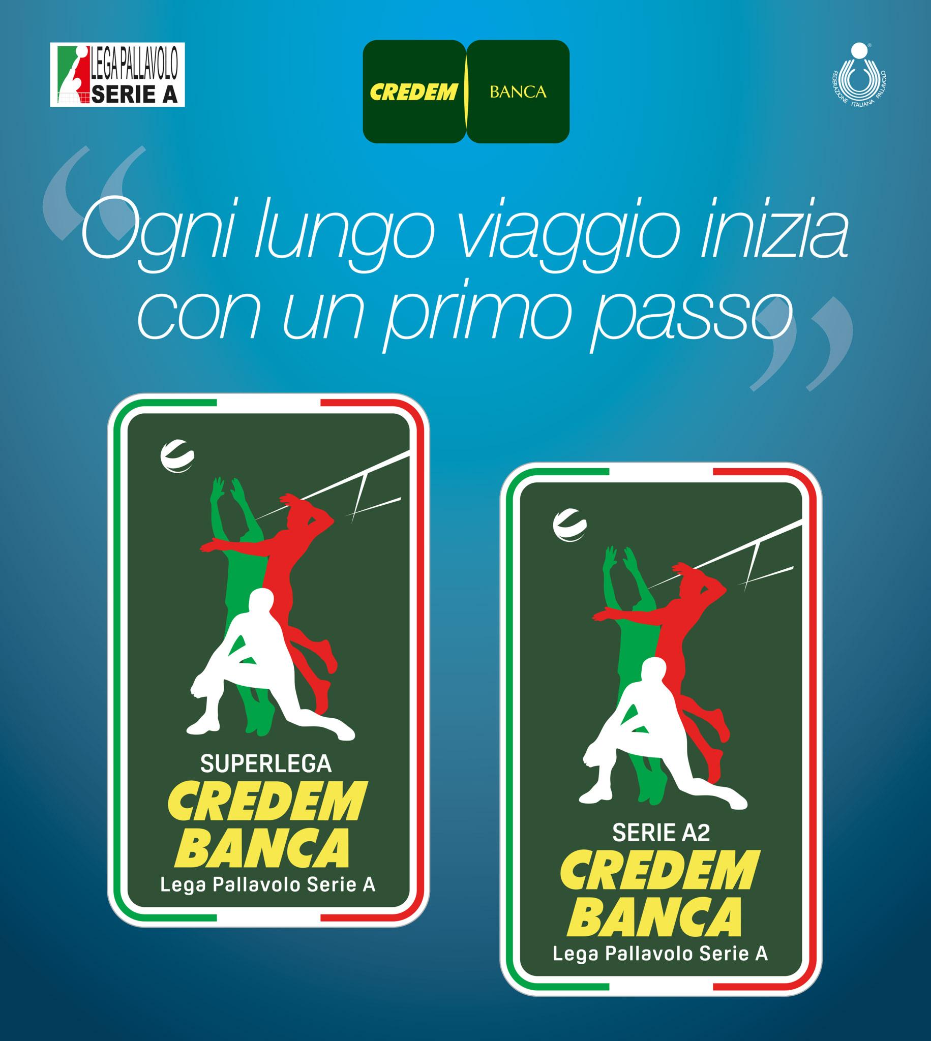 Nasce la Serie A Credem Banca