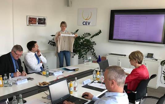 Coppe Europee 18-19 Femminili: a Lussemburgo il sorteggio degliaccoppiamenti di CEV e Challenge Cup.